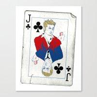 I Am Jack Canvas Print