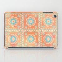 Vintage Floral Fantasy iPad Case
