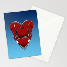 Be still my beetle heart Stationery Cards