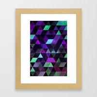 Dyrk Tyme Framed Art Print