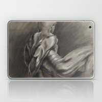 Nude Male Figure Study, … Laptop & iPad Skin