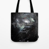 There Is No Reason Not T… Tote Bag