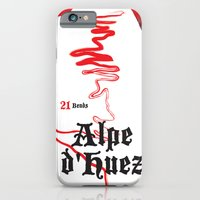 Alpe d'Huez 2, More Menace! iPhone 6 Slim Case