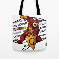 Gauntlet-Con Promotional Image Tote Bag