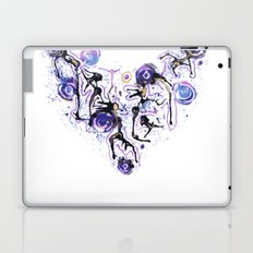 Watercolor Necklace Laptop & iPad Skin
