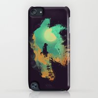 iPod Touch Cases featuring Leap of Faith by Budi Kwan