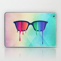 Love Wins! Rainbow - Spe… Laptop & iPad Skin