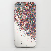 iPhone & iPod Case featuring Fun II (NOT REAL GLITTER) by Galaxy Eyes
