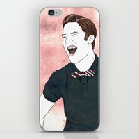 Blaine Warbler iPhone & iPod Skin