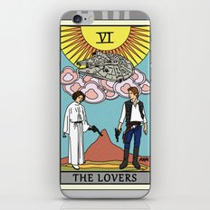 The Lovers - Tarot Card iPhone & iPod Skin