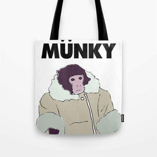 Ikea Monkey Tote Bag
