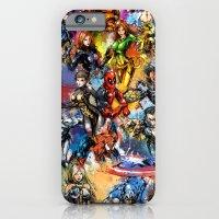 Marvel MashUP iPhone 6 Slim Case