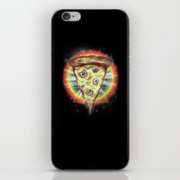 Insanity Slice iPhone & iPod Skin