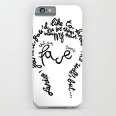 David Bowie - Janine iPhone 6s Slim Case