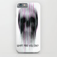 iPhone & iPod Case featuring blured by cubik rubik
