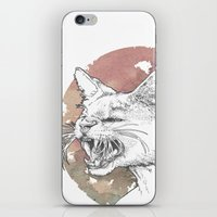 Bastet Unrequited iPhone & iPod Skin