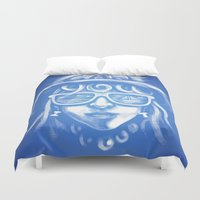 Can You Sea It? Duvet Cover