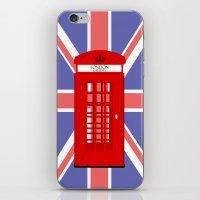 London Calling iPhone & iPod Skin