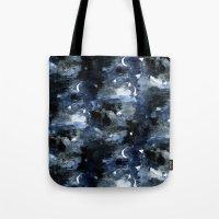 Twilight Night Sky Tote Bag