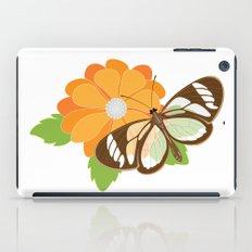 Glasswings Butterfly iPad Case