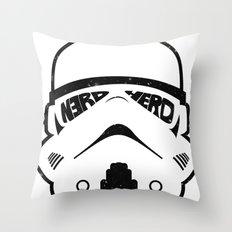 N3RD HERD Throw Pillow