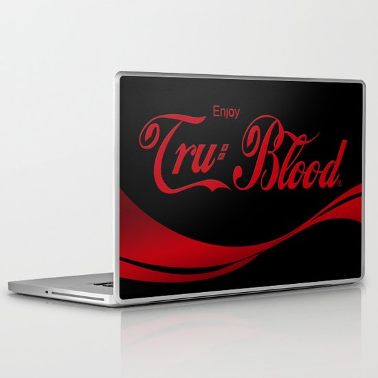 Can't Beat The Real Thing ;) Laptop & iPad Skin
