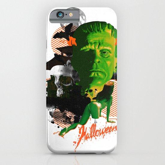 Halloween iPhone & iPod Case