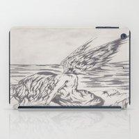 Angel On Rocks iPad Case