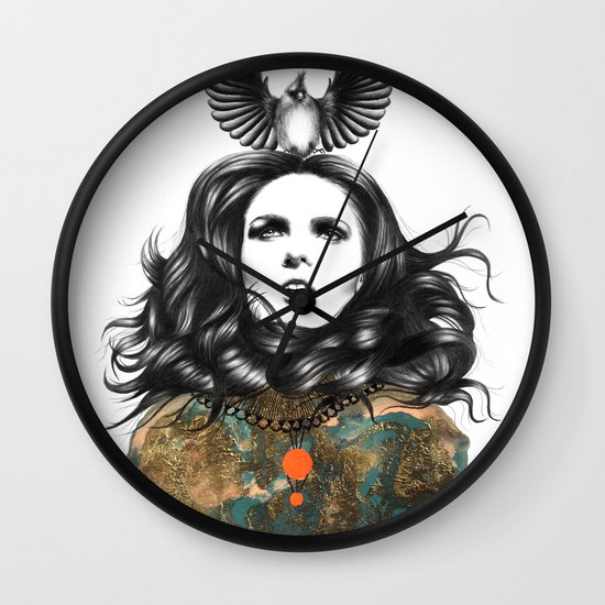 US AND THEM / THE OATH Wall Clock