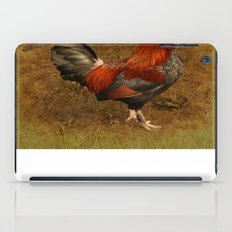 ROOSTER - 026 iPad Case