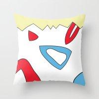 Togepi. Throw Pillow