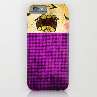 iPhone & iPod Case featuring Crunch by Anthony Akanbi