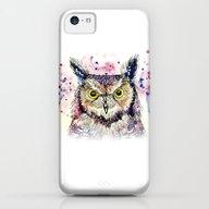 Wol iPhone 5c Slim Case