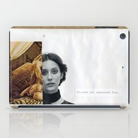 Present And Accounted Fo… iPad Case
