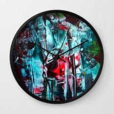 AutumnRain Wall Clock