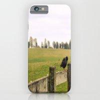 Enjoying The Rain iPhone 6 Slim Case