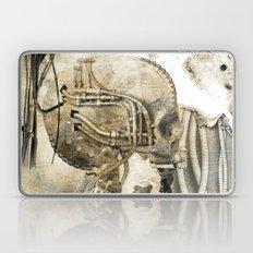 Awesome skull Laptop & iPad Skin