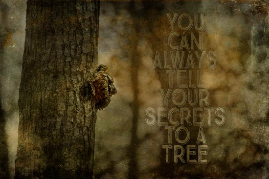 Tree of Secrets Art Print