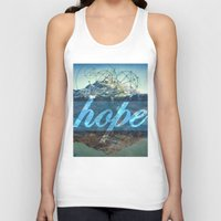 HOPE (1 Corinthians 13:13) Unisex Tank Top