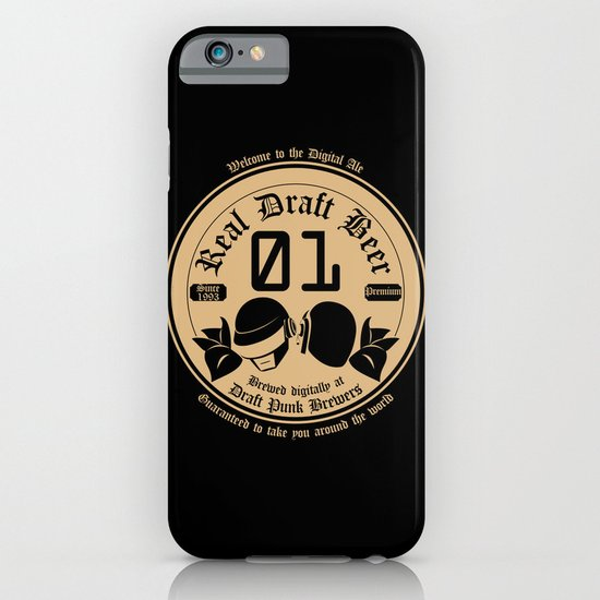 Draft Punk iPhone & iPod Case