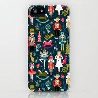 iPhone 5s & iPhone 5 Cases featuring Nutcracker Ballet by Andrea Lauren  by Andrea Lauren Design