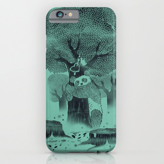 The Tree Hugger iPhone & iPod Case