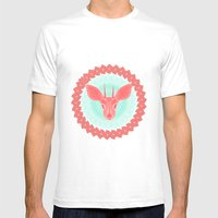 Beauty Mens Fitted Tee White SMALL