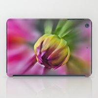 Flower In Bloom iPad Case