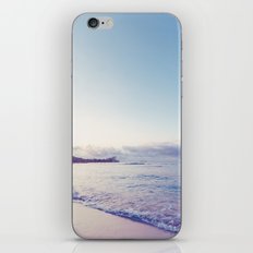 beach time ver.pink iPhone & iPod Skin