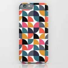 Quarter pattern Slim Case iPhone 6s