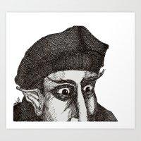 Nosferatu Art Print