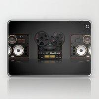Open Reel 769 Laptop & iPad Skin
