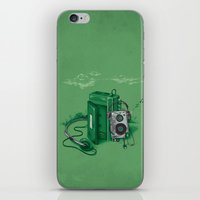 Music Break iPhone & iPod Skin