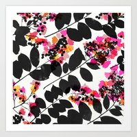myrtle 5 Art Print